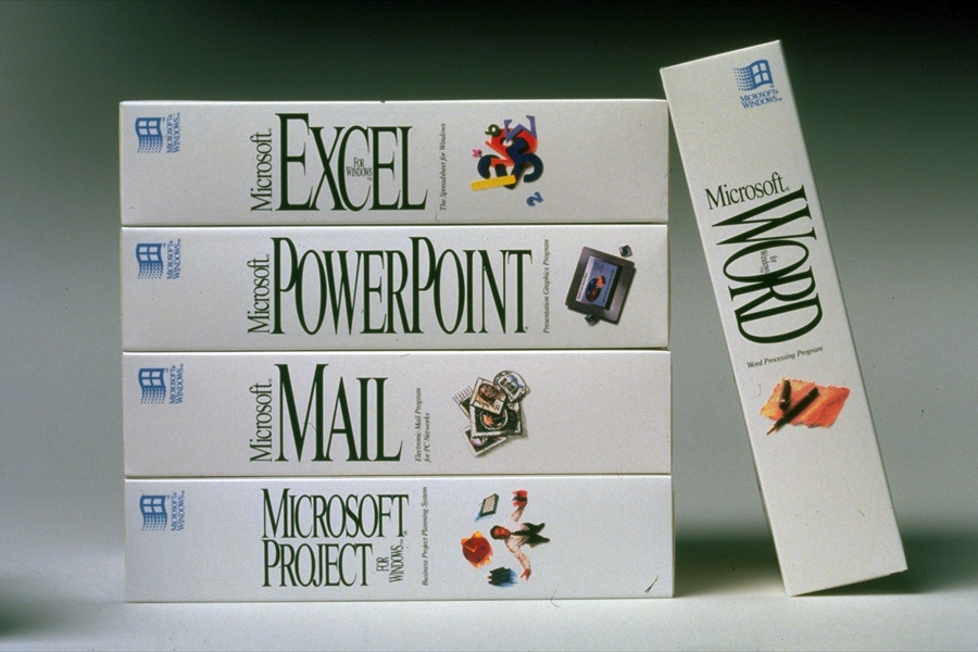Microsoft Office Old
